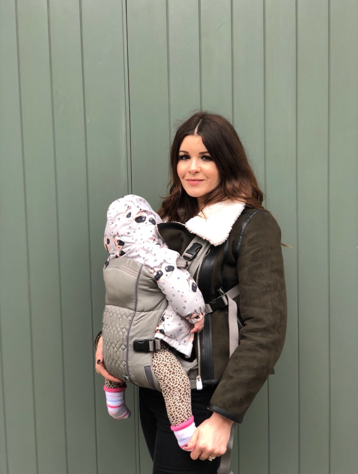 First Impressions of Mothercare's Baby Carrier