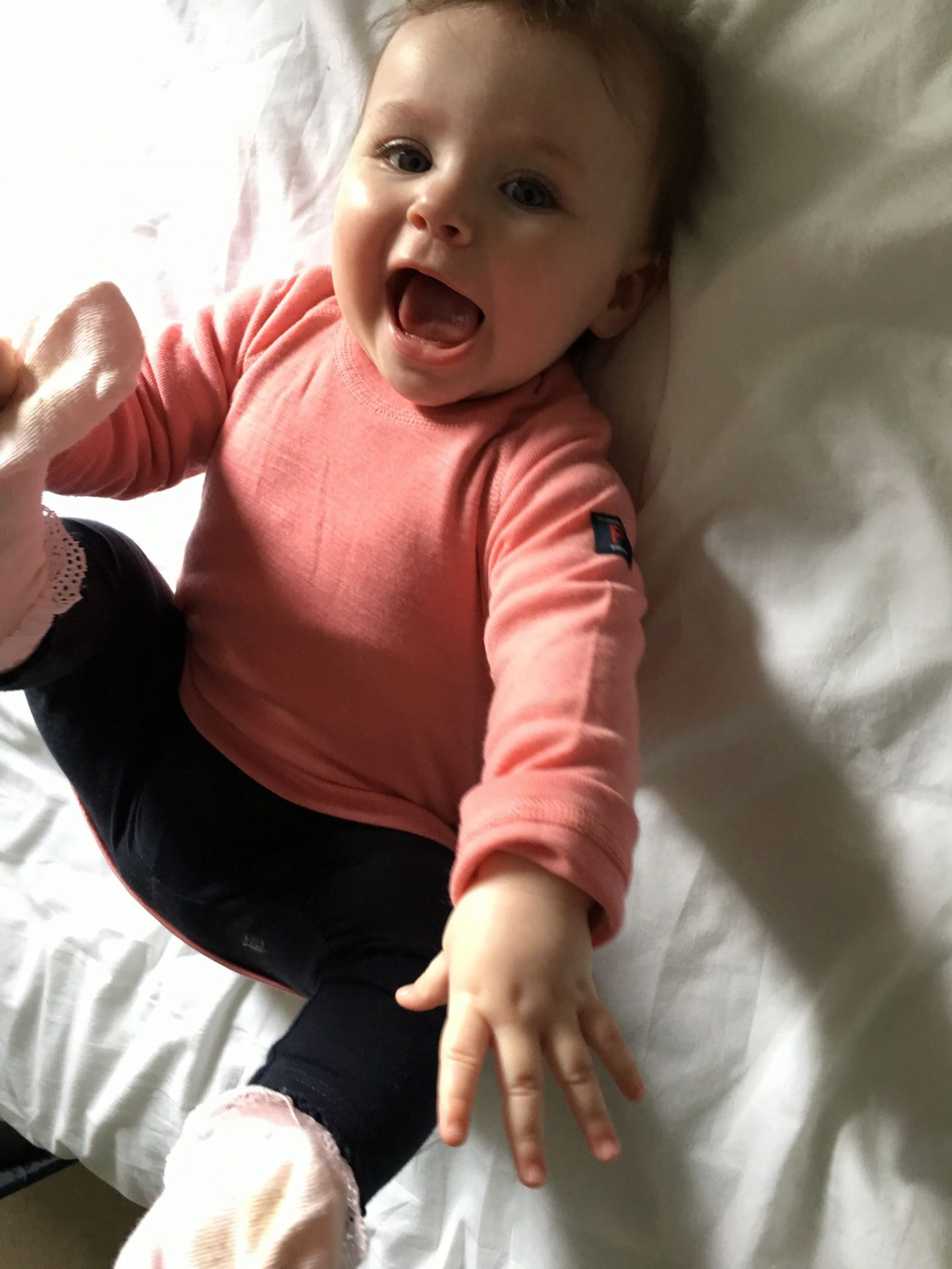 Longer Baby Clothes